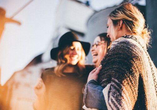 Online Treffen für Frauen in der beruflichen Neuorientierung